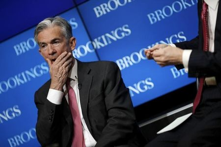 Powell Says Fed Crossed Red Lines When Virus Demanded Action