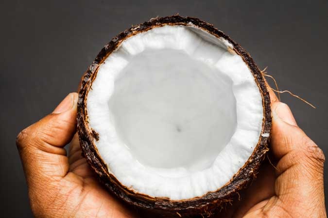 The amazing coconut